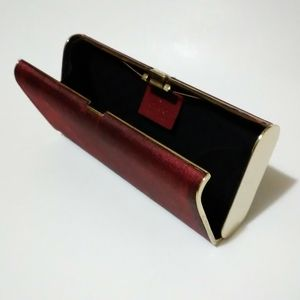 Gucci Hard Case Clutch